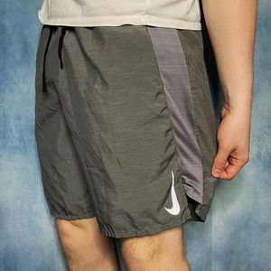 Nike Running Shorts Grey